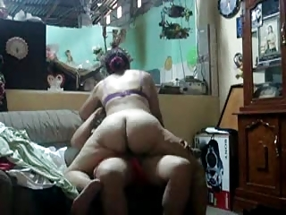 bushy old d like to fuck gets seeded up by